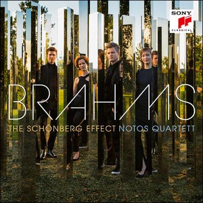 Notos Quartett 브람스: 피아노 4중주 (The Schoenberg Effect)