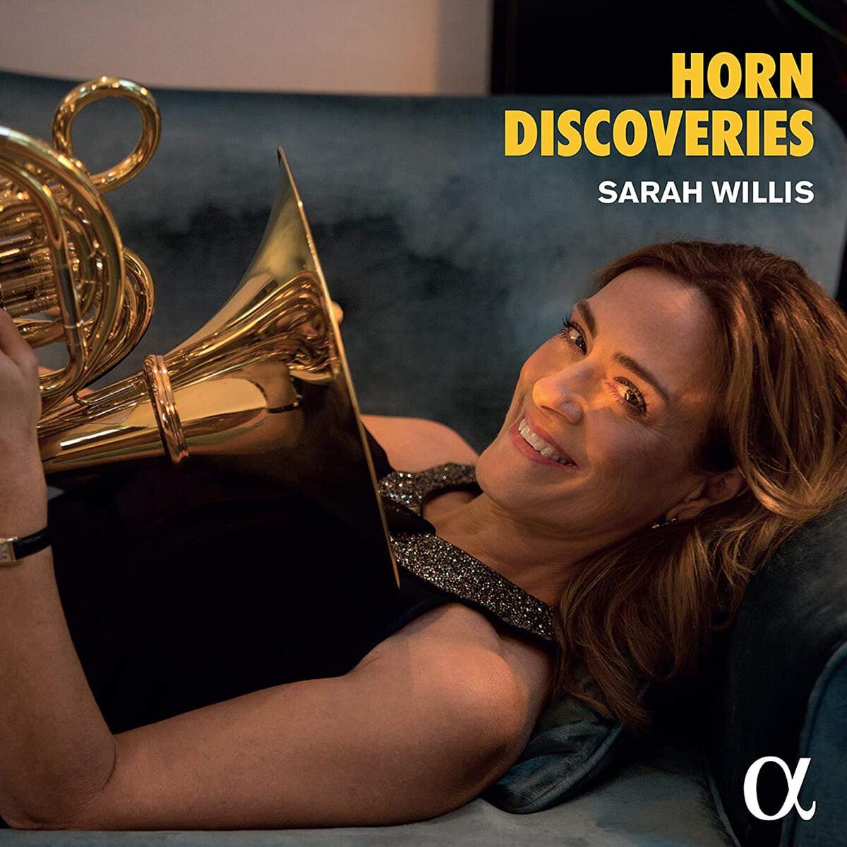 Sarah Willis 새러 윌리스: 호른의 재발견 (Horn Discoveries)