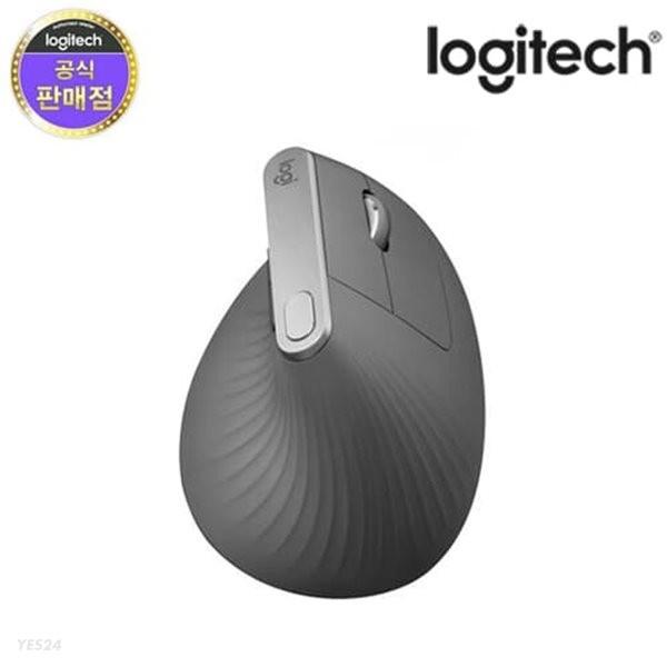 [로지텍코리아] 정품 인체공학 블루투스 버티컬 마우스 MX 버티컬