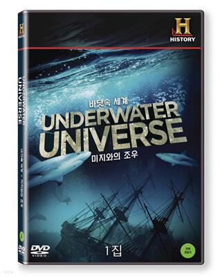 히스토리채널 : 바닷속 세계 - 미지와의 조우 1집 (3Disc)