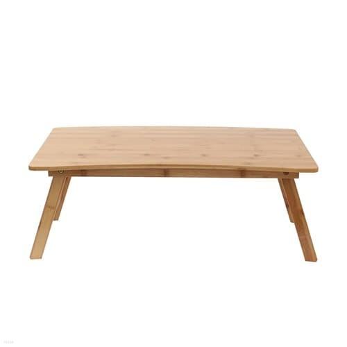 네이처 폴딩 좌식 책상 / 1인용 접이식테이블