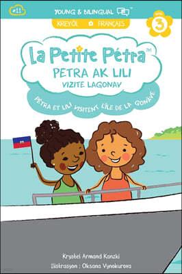 Petra Ak Lili Vizite Lagonav: Petra et Lili Visitent la Gonave