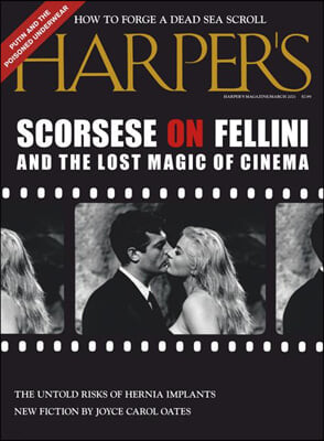 Harper's (월간) : 2021년 03월