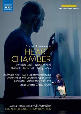 Johannes Kalitzke 체르노빈: 오페라 '마음의 방' (Chaya Czernowin: Heart Chamber)