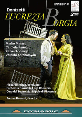 Riccardo Frizza 도니체티: 오페라 '루크레치아 보르지아' (Donizetti: Lucrezia Borgia)