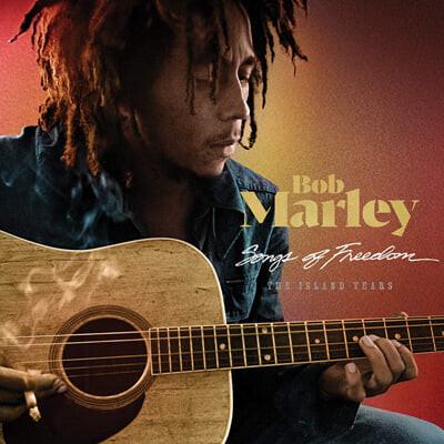 Bob Marley (밥 말리) - Songs Of Freedom: The Island Years