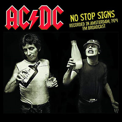 AC/DC (에이씨디씨) - No Stop Signs [LP]
