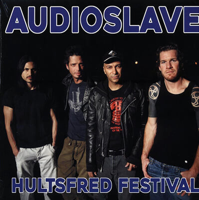 Audioslave (오디오슬레이브) - Hultsfred Festival: FM Broadcast Live At Hultsfredfestivalen, Sweden [LP]