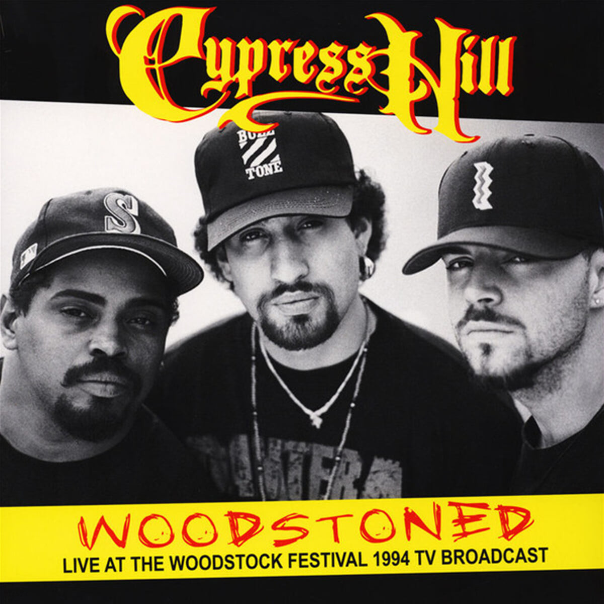 Cypress Hill (사이프레스 힐) - Woodstoned: Live At The Woodstock Festival 1994 TV Broadcast [LP]
