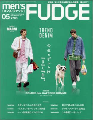 men's FUDGE(メンズファッジ) 2021年5月號