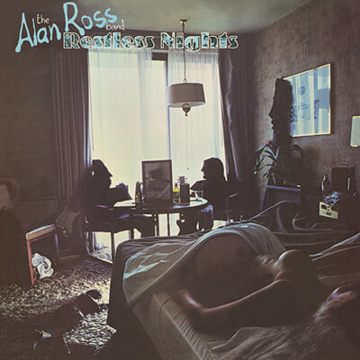 The Alan Ross Band (알란 로즈 밴드) - Restless Nights