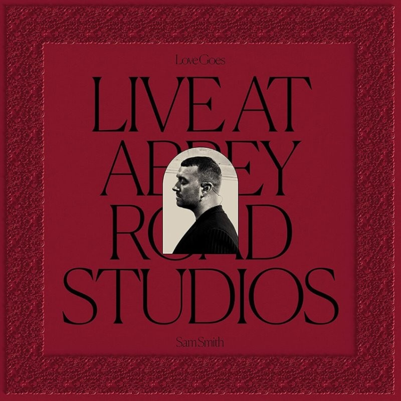 Sam Smith (샘 스미스) - Love Goes: Live At Abbey Road Studios [LP]
