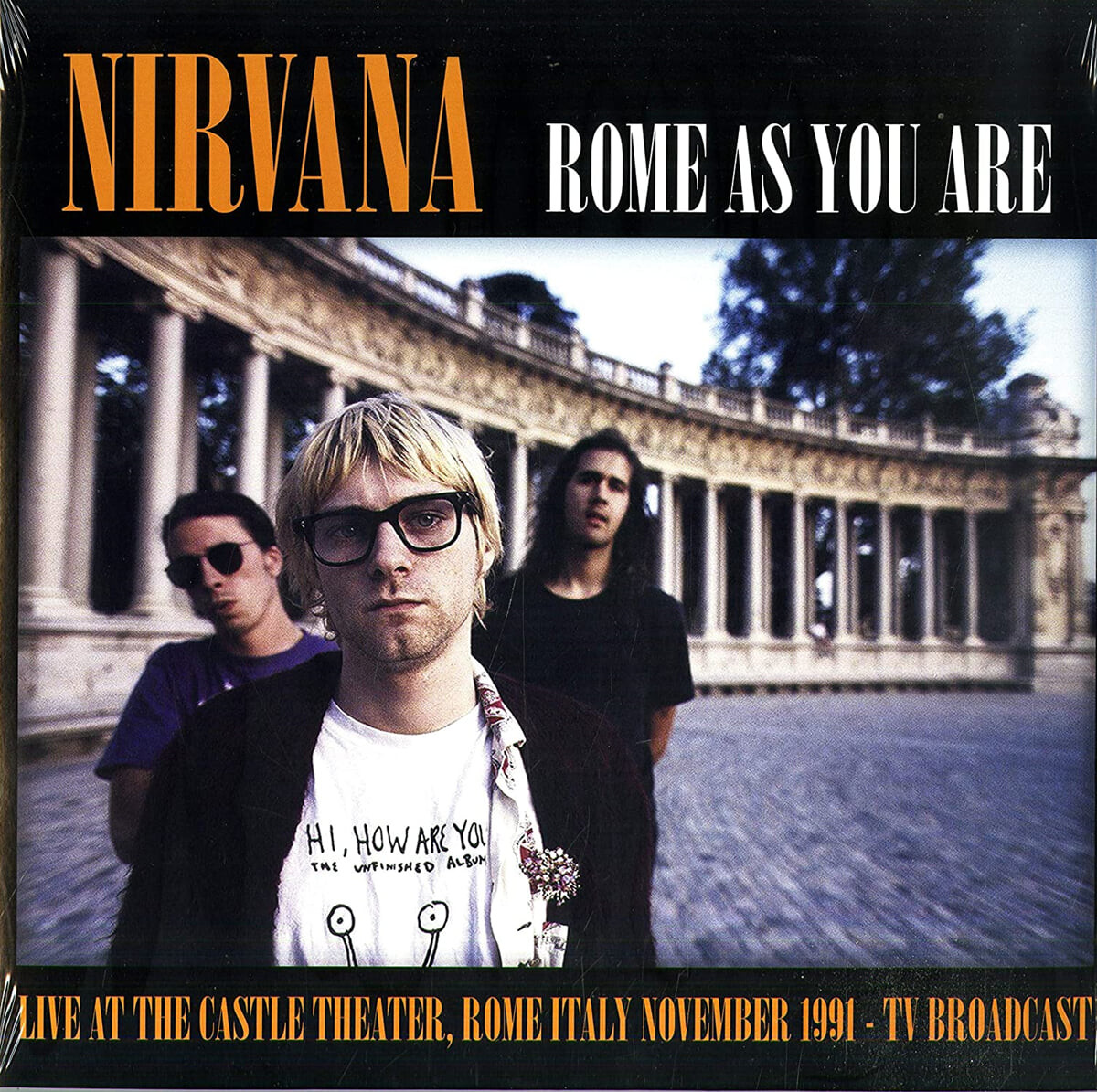 Nirvana (너바나) - Rome As You Are [LP]