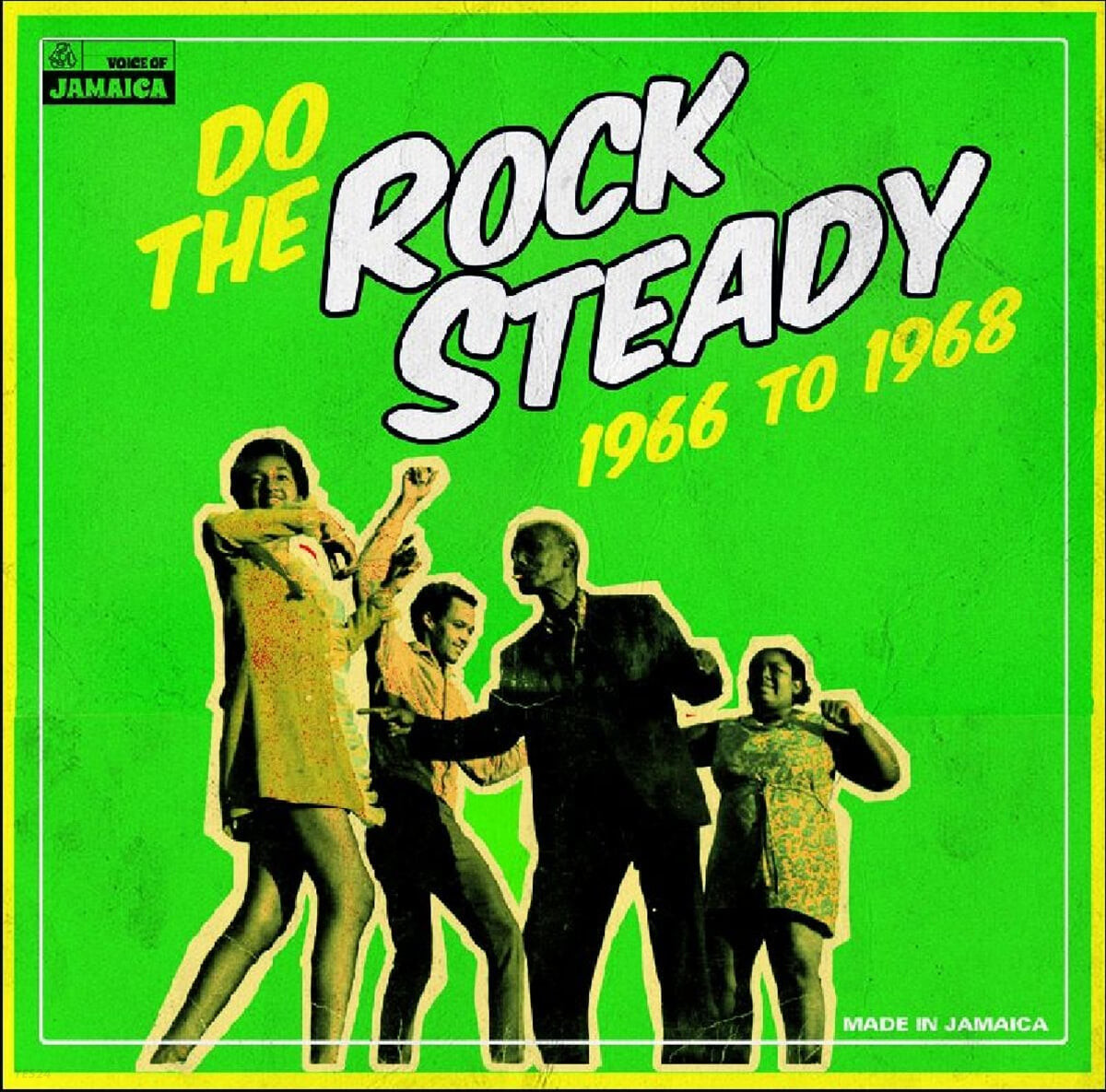 Do The Rock Steady: 1966-1968 [LP]
