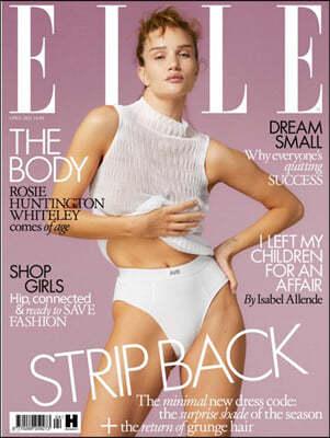 Elle UK (월간) : 2021년 04월