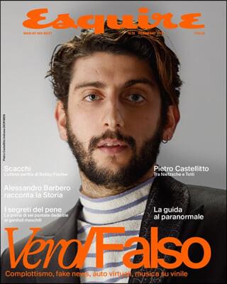 Esquire Italy (격월간) : 2021년 02월