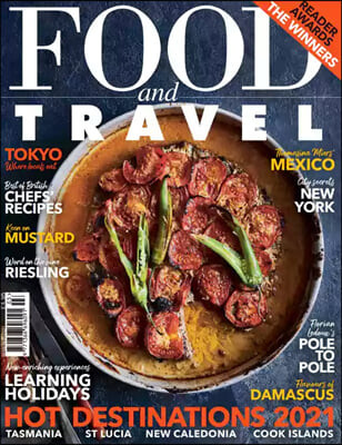 Food and Travel (월간) : 2021년 3/4월