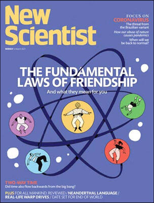 New Scientist (주간) : 2021년 03월 06일