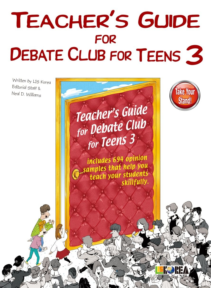 Teacher's Guide for Debate Club for Teens 3