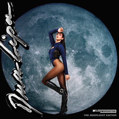 Dua Lipa (두아 리파) - 2집 Future Nostalgia: The Moonlight Edition