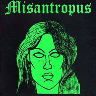 Misantropus (미산트로퍼스) - Misantropus (EP) [LP]