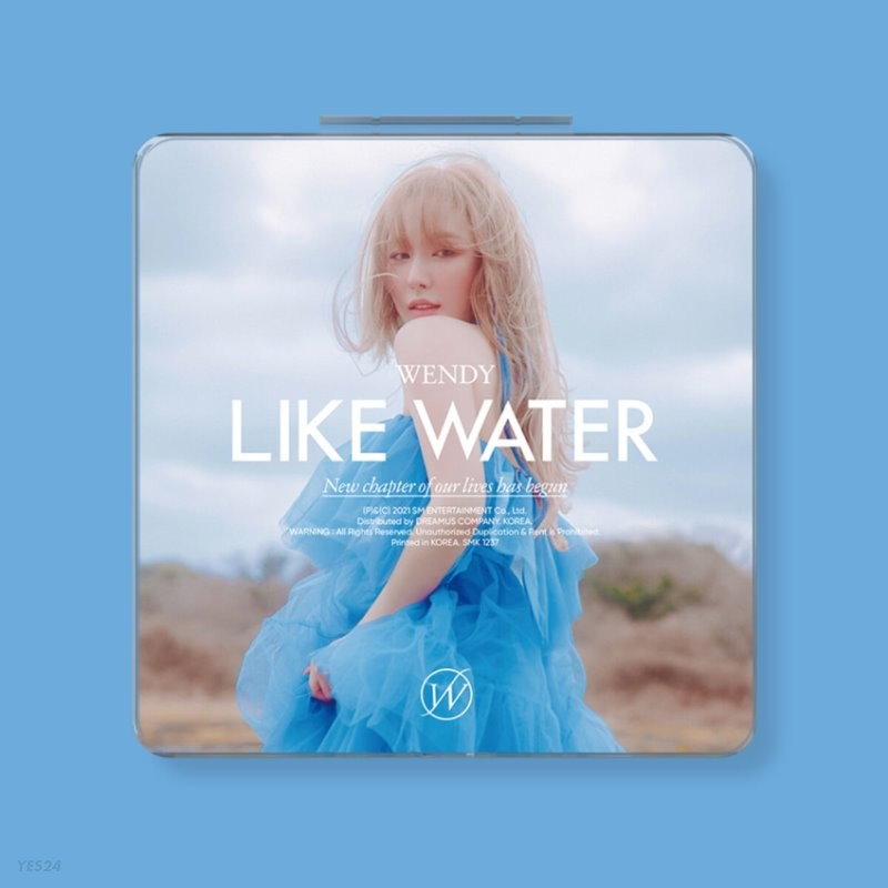 웬디 (WENDY) - 미니앨범 1집 : Like Water [Case ver.]