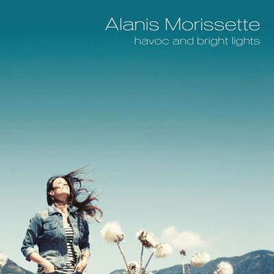 Alanis Morissette (앨라니스 모리셋) - Havoc And Bright Lights [2LP]