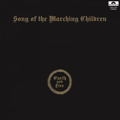 Earth And Fire (어스 앤 파이어) - Song of the Marching Children [골드 컬러 LP]
