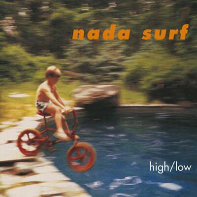 Nada Surf (나다 서프) - High/ Low [골드 컬러 LP]