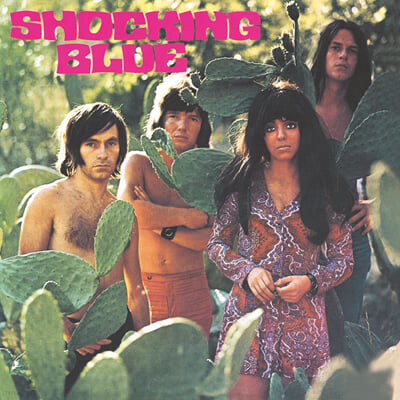 Shocking Blue (쇼킹 블루) - Scorpio's Dance [핑크 컬러 LP]