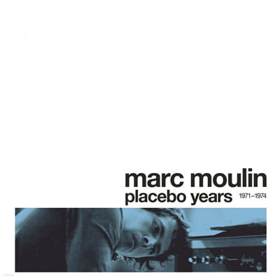 Marc Moulin (마크 물랭) - Placebo Years [옥색 컬러 LP]