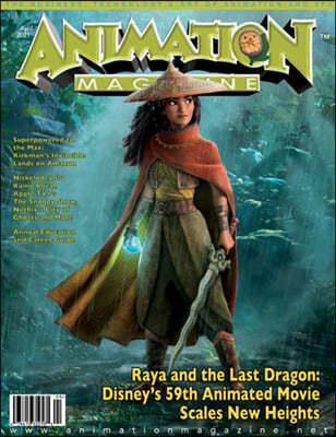 Animation Magazine (월간) : 2021년 04월
