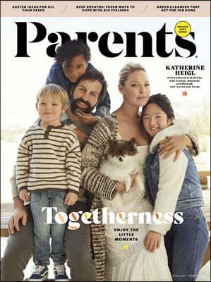Parents (월간) : 2021년 04월 : 캐서린 하이글 커버