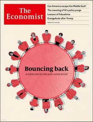The Economist USA (주간) : 2021년 3월 06일