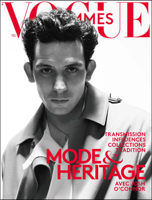 Vogue Hommes International (반년간) : 2021년 Spring/Summer