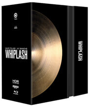 위플래쉬 (6Disc 4K UHD, 스틸북 원클릭 박스 한정판) : 블루레이