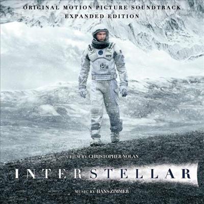 Hans Zimmer - Interstellar (인터스텔라) (Soundtrack)(Expanded Edition)(2CD)