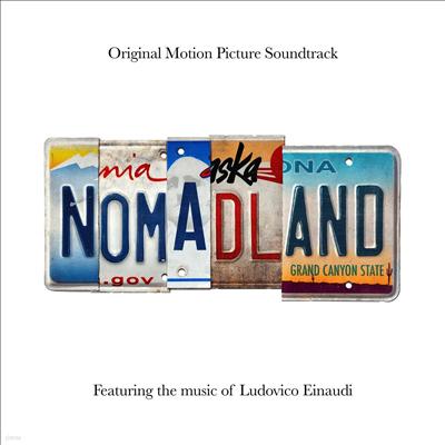 O.S.T. - Nomadland (노매드랜드) (Soundtrack)(CD)