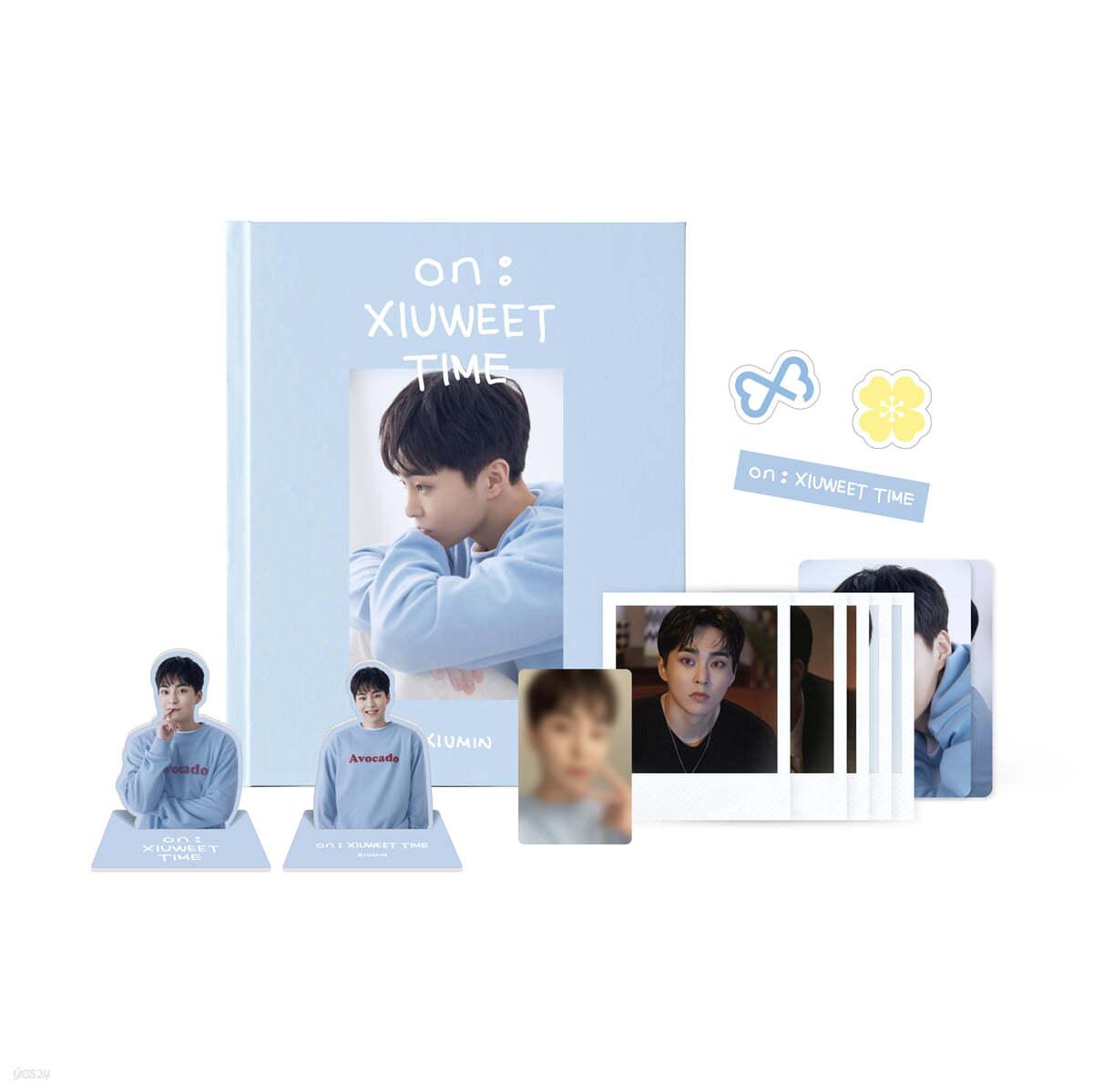 시우민 (XIUMIN) - ON : XIUWEET TIME PHOTO STORY BOOK