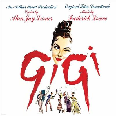 O.S.T. - Gigi (지지) (Original Cast Soundtrack)(CD)