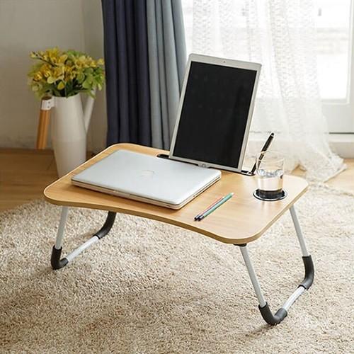 컴포트 미니 테이블 베이직 접이식미니책상 탁자 침대 원룸 좌식 공부 독서 태블릿 스마트폰