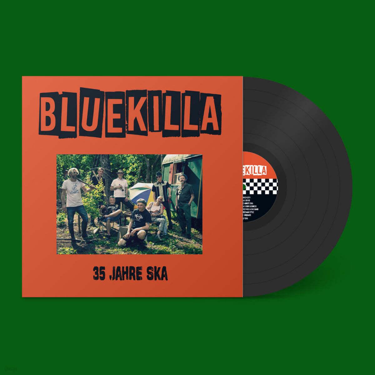 Bluekilla (블루킬라) - Best Of Bluekilla [LP]