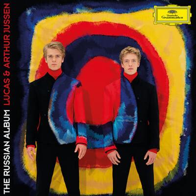Lucas Jussen / Arthur Jussen 쇼스타코비치 / 라흐마니노프 / 스트라빈스키 / 아렌스키: 러시아 앨범 (Shostakovich / Rachmaninov / Stravinsky / Arensky: The Russian Album)