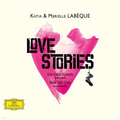 Katia Labeque / Marielle Labeque 번스타인: 웨스트 사이드 스토리 외 [두 대의 피아노 연주 버전] (Bernstein: West Side Story)