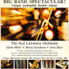 The Syd Lawrence Orchestra 빅 밴드 음악 모음집 (Big Band Spectacular!) [2LP]
