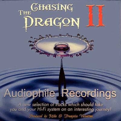 체이싱 더 드래곤 레이블 오디오파일용 데모 및 테스트 2집 (Chasing The Dragon II) [LP]