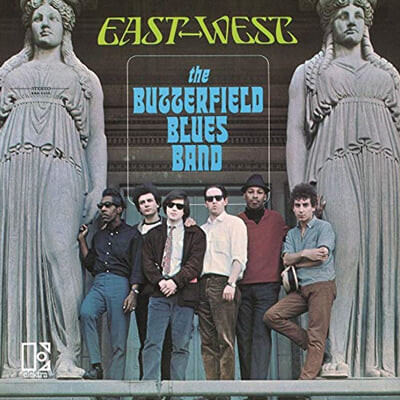 Butterfield Blues Band (버터필드 블루스 밴드) - East-West [LP]