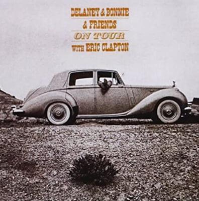 Delaney & Bonnie (델라니 앤 보니) - On Tour [LP]