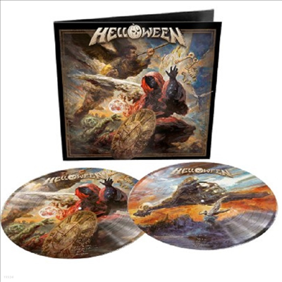 Helloween - Helloween (Picture 2LP)