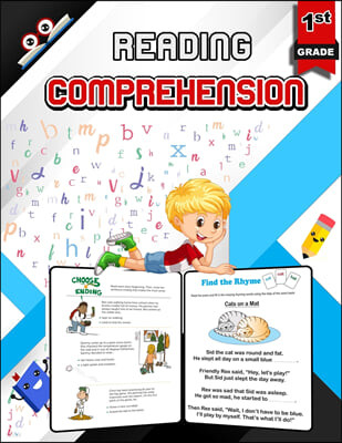 Reading Comprehension for 1st Grade